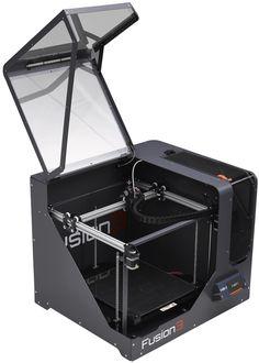 Fusion3's Surprise: The F400 3D Printer, A Designer's Dream Machine