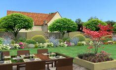 10 Best Clôture jardin images   Fence design, Garden design ...