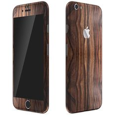 Slickwraps Wood Series for iPhone 6
