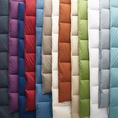 LaCrosse® Primaloft® / TCS® Down Comforter / Sham