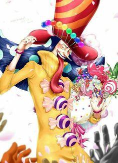 One Piece Fanart, One Piece Manga, Big Mom Pirates, Me Me Me Anime, Dragon Ball Z, Anime Art, Geek Stuff, Fan Art, Straw Hats