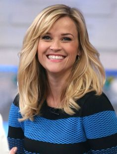 Reese Witherspoon Photos: Celebs Say 'Good Morning America'
