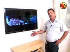 Como instalar uma TV de LCD na parede