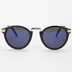 Urban Outfitters Daytripped Panama Sunglasses, $16