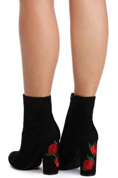 Womens Clothing Stores, Online Clothing Stores, Black Booties, Black Shoes, Cute Shoes, Me Too Shoes, Womens Shoes Canada, Bootie Boots, Shoe Boots