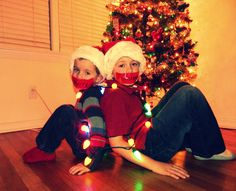 Family Christmas card 2012