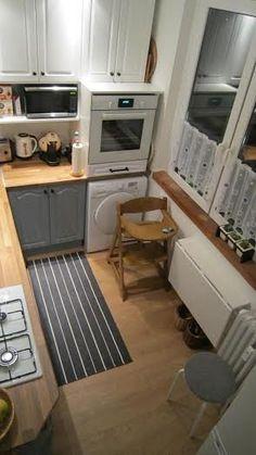 Panellakás megszépülve – konyha kipipálva! – Lakjunk jól!