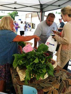 Friday is Market Day at Big Red Barn Farmers Market in Davenport, Washington 4 - 8pm at 40801 State Route 2 East  http://www.farmersmarketonline.com/fm/BigRedBarnFarmersMarket.html