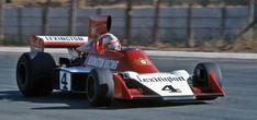1976 Tyrrell 007 - Ford (Ian Scheckter)