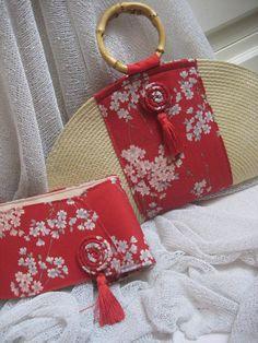 ming colecciones Diy Handbag, Diy Purse, Diy Sac, African Accessories, Diy Bags Purses, Art Bag, Crochet Handbags, Fabric Bags, Handmade Bags
