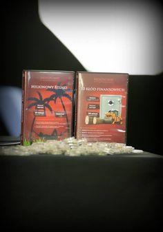 Dwa wyjątkowe produkty AUDIO: Trans do słuchania, Milionowy Relaks: http://bit.ly/milionowyrelaks  10 Kłód Finansowych: http://bit.ly/10klod-cd  Zdjęcie: Maciek Szustak
