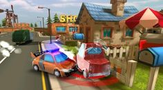Blocky Cop Pursuit Terrorist hack for android