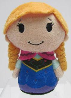 "Hallmark Itty Bittys Biggy Disney Frozen Elsa 10.5/"" Plush"