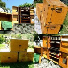 camp kitchen - Camp Kitchen Box