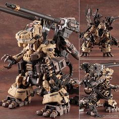 AmiAmi [Character & Hobby Shop] | HMM ZOIDS 1/72 Gojulas the Ogre Plastic Model(Released)