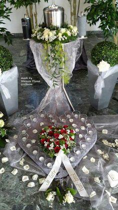 Die 25 besten Bilder von Blumenschmuck Urnen Beerdigung