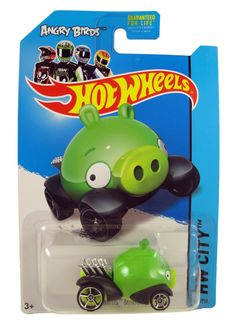 Hot Wheels Angry Birds Pig Minion