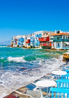 Small Venice in Mykonos Island Greece by imagIN photography - Photo 132502615 / 500px