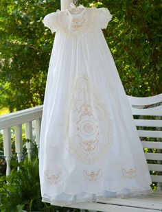 2012 Limited-Edition Christening Gown Kit | Martha Pullen