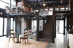 BeanBar Caf, Qingdao, 2014 - LAT | Latitude Studio