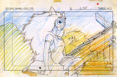 "ghibli-collector: "" 宮崎 駿 Hayao Miyazaki's Feature Film Layouts Nausicaa (1984) - The Wind Rises (2013) """
