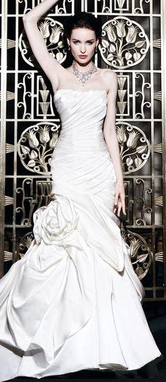 Yumi Katsura Couture #gown #dress #bridal #wedding by tammy