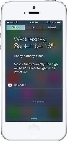 """The best hidden features in iOS 7.. including how to turn off """"Ad Tracking"""""""