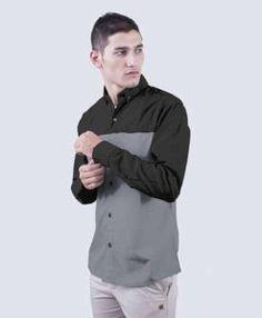 Kemeja Keane terbuat dari bahan 100% Cotton Soft, halus dan sangat nyaman dipakai