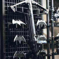 Just some bat-shaped bat stuff