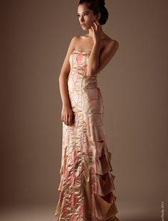 Wai Ching L'Arbre Rose dress
