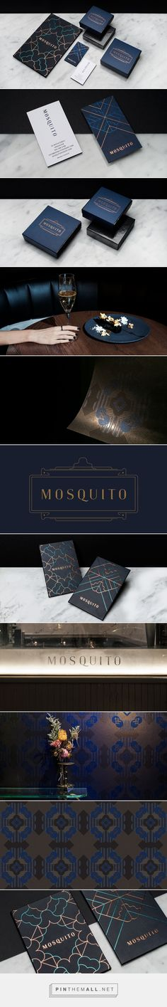 Mosquito Dessert on Behance - created via http://pinthemall.net