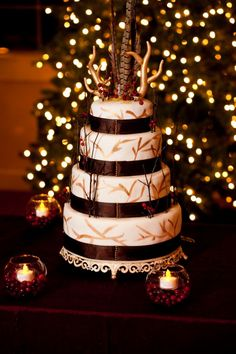 Simple chocolate cake (does not include wedding cake decoration)