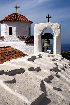 Patmos island - Greece.