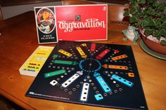 vintage board game aggrevation - Found this guy thrifting!