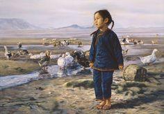 criança oriental