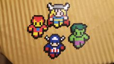 Avengers (special order from kezicraftycrafts.com)