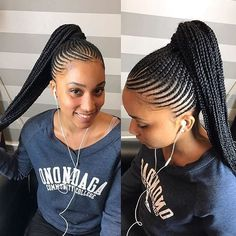 Straightup Plaiting Hair Braided Hairstyles Hair Styles Hair