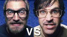 These guys are just Epic Rap Battle Rhett and Link. They call themselves Internetainers which is pretty funny. Their video is really good, too. And this prompts the question for us. What is the difference between geeks and nerds? http://www.warroominc.com/funny-video-nerd-vs-geek/