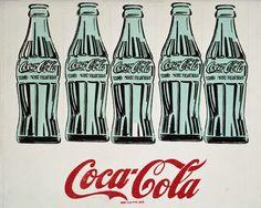 Coca Cola, Andy Warhol | Garuyo.com