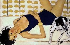 Women-in-Painting-by-Xi-Pan-contemporary-Chinese-artists-contemporary-Chinese-oil-painting+(3).JPG (987×639)