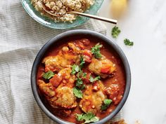 We love the heat level in this slow cooker take on tikka masala to fend off winter chill. If the spice kick is too much for your family,...