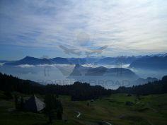 Amazing scenery in Switzerland