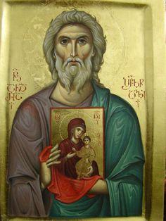 Armenian icon of Saint Apostle Andrew
