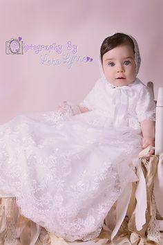 @Photography By Lora Lynne Christening Photography Christening Photography, Daytona Beach Florida, Girls Dresses, Flower Girl Dresses, Professional Photography, Maternity Photography, Wedding Dresses, Fashion, Dresses Of Girls