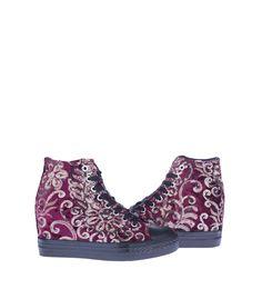 Φλοράλ Υφασμάτινα Μποτάκια Γυναικεία MANO  TP-G-FT03-0215-9 48,99 € Wedges, Floral, Shoes, Fashion, Florals, Zapatos, Moda, Shoes Outlet, La Mode