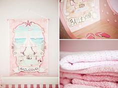 Pink Beach Carnival Nursery