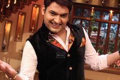 Kapil Sharma is ready to make his film debut with Yash Raj Films. The name of the movie is 'Bank-Chor', which will go on floors in April. Celebrity List, Celebrity Gossip, Comedy Nights With Kapil, Yash Raj Films, Kapil Sharma, Madame Tussauds, Stand Up Comedians, Comedy Show, Chor