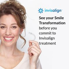 Request your no-obligation, Free Smile Evaluation and using Invisalign's smile software, you can see what your finished smile will look like before you commit! *Usually subject to a £300 charge. https://network.mismile.co.uk/invisalign-p/