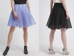 Milly Falda Plisada Blue vestidos y faldas plisada Milly falda Blue Noe.Moda