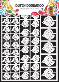 472.948.002 Dutch Paper Art Blaadjes Formaat A5